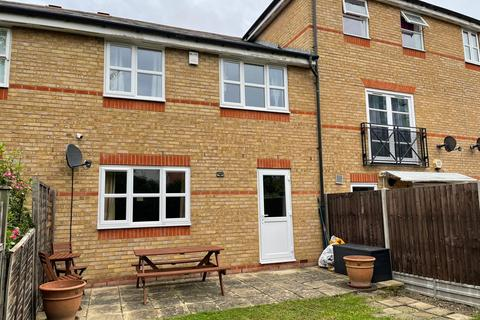 3 bedroom terraced house to rent - BASEVI WAY, Greenwich, LONDON SE8