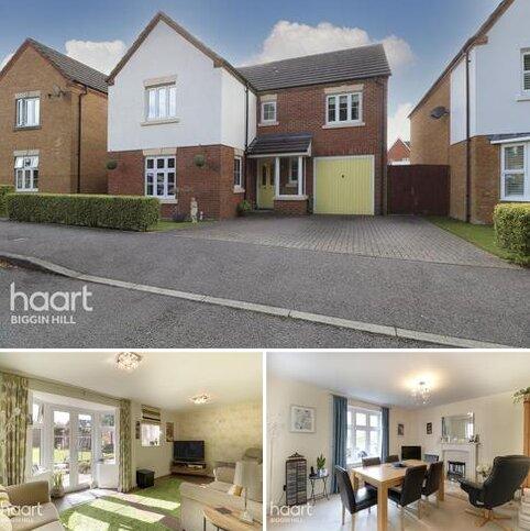 4 bedroom detached house for sale - Barwell Crescent, Biggin Hill