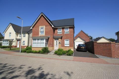 4 bedroom detached house for sale - Ffordd Hann, Talbot Green, Pontyclun. CF72 9WX