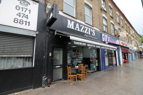 Cafe to rent - Canning Town, London, E16