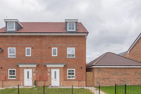4 bedroom semi-detached house for sale - Agar Close, Consett, Durham