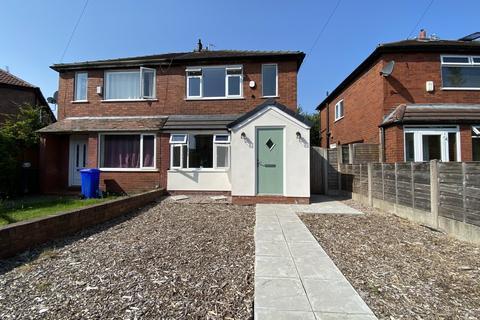 2 bedroom semi-detached house to rent - Heatley Close, Denton, Manchester, M34