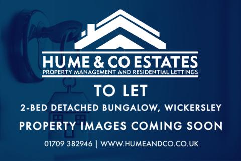 2 bedroom detached bungalow to rent - Goose Lane, Wickerslery, Rotherham S66