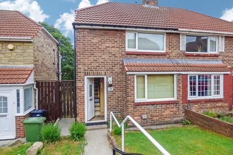 2 bedroom semi-detached house for sale - Rothbury Gardens, Lobley hill, Gateshead, Tyne and wear, NE11 0AX