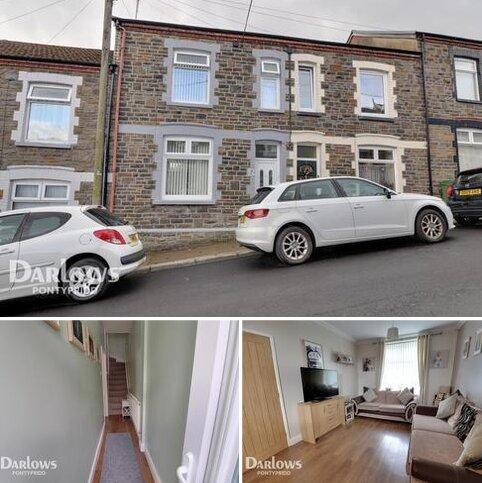 2 bedroom terraced house for sale - Paget Street, Pontypridd