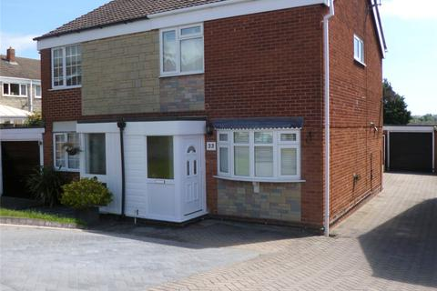3 bedroom semi-detached house for sale - Mallory Drive, Kidderminster, DY11