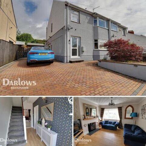 4 bedroom semi-detached house for sale - King Street, Brynmawr