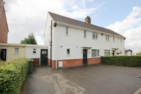 3 bedroom terraced house for sale - Manor Avenue,  Marston, CW9