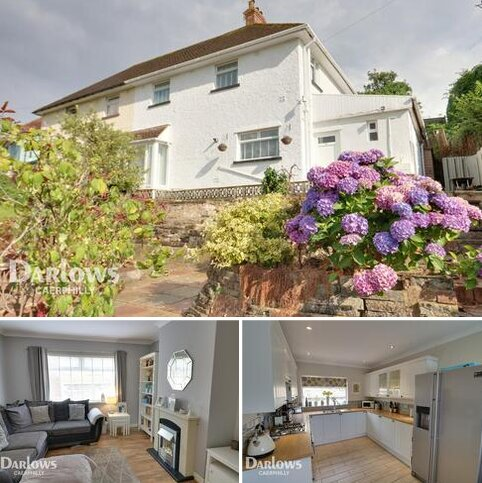 3 bedroom semi-detached house for sale - Pleasant View, Hengoed