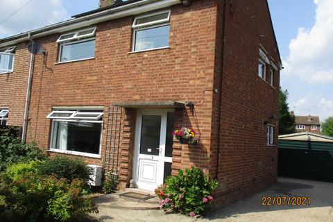 3 bedroom semi-detached house to rent - Willow Crescent, Oakham LE15