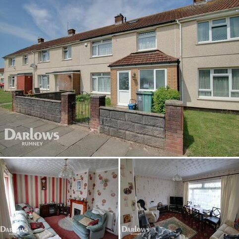 3 bedroom terraced house for sale - Cemaes Crescent, Cardiff
