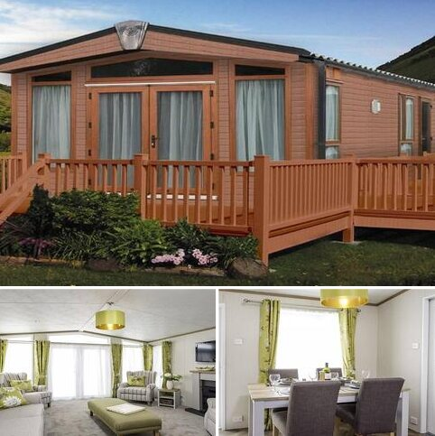 2 bedroom holiday lodge for sale - Dowrieburn , Aberdeenshire AB30