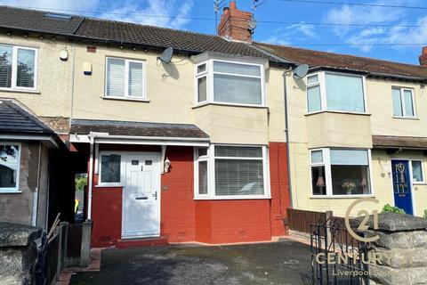 3 bedroom terraced house to rent - Abbeystead Road, L15
