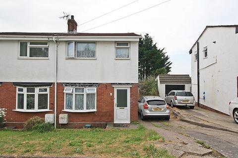 2 bedroom semi-detached house for sale - Meadow Rise, Brynna, Pontyclun, Rhondda, Cynon, Taff. CF72 9TF