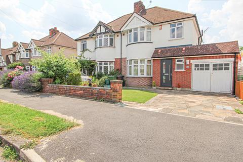 3 bedroom semi-detached house for sale - Kinross Avenue, Worcester Park KT4
