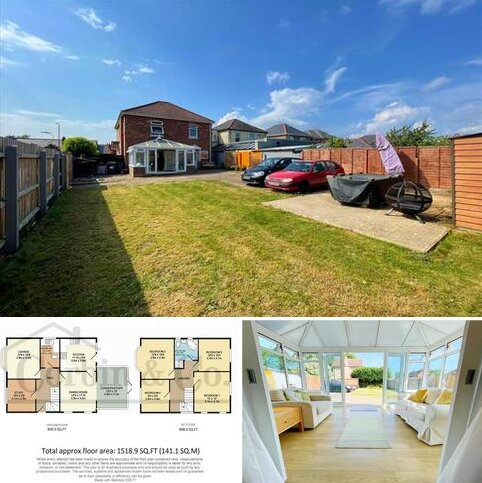 4 bedroom detached house for sale - Kinson Road, Bournemouth