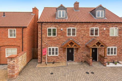 4 bedroom semi-detached house for sale - Medland Drive, Bracebridge Heath, LN4
