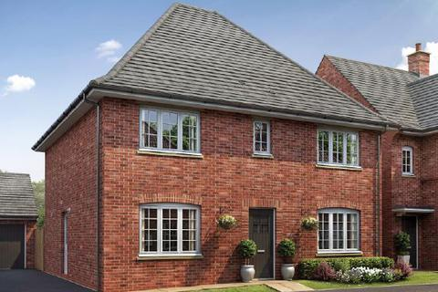 5 bedroom detached house for sale - Plot 367, The Marston at Hampton Gardens, Hartland Avenue, London Road PE7