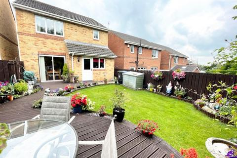 3 bedroom detached house for sale - The Meadows , Burnopfield