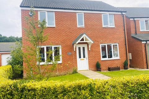4 bedroom detached house to rent - GRANGE WAY, BOWBURN, Other Areas, DH6 5PL