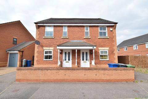 2 bedroom semi-detached house to rent - Blythe Street, Tamworth