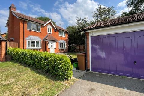 4 bedroom detached house for sale - Dorian Rise, Melton Mowbray
