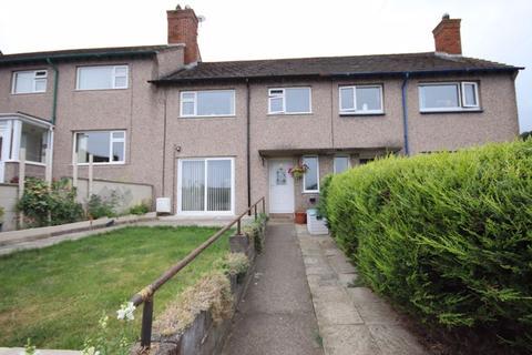 3 bedroom terraced house for sale - Llwyn Gwgan, Llanfairfechan