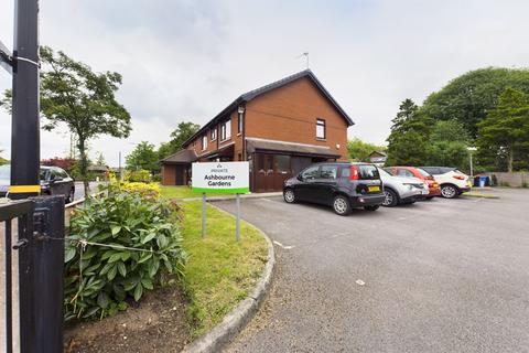 2 bedroom retirement property for sale - Ashbourne Gardens, Malvern Avenue, Urmston, Trafford, M41