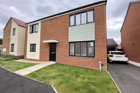 4 bedroom detached house for sale - Biscop Court, Holystone