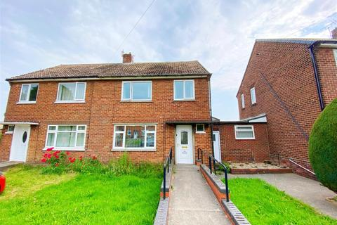 3 bedroom semi-detached house for sale - Meadow Road, Trimdon Village