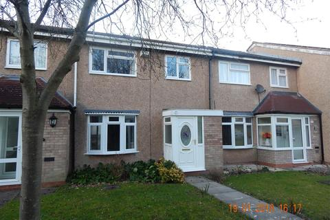 3 bedroom terraced house to rent - Garway Close, Matchborough East, Redditch