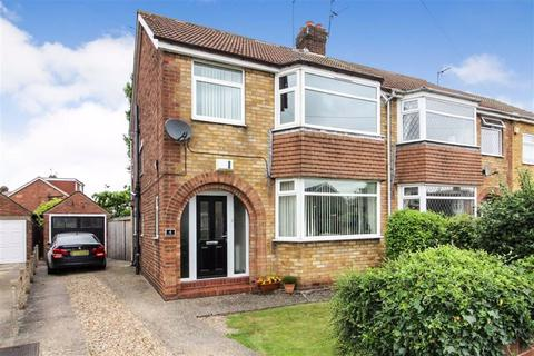 3 bedroom semi-detached house for sale - Woodhall Drive, Beverley, East Yorkshire