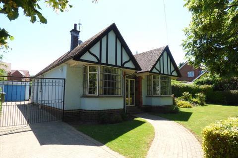 4 bedroom detached bungalow to rent - Shrewsbury Avenue, Market Harborough