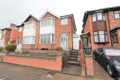3 bedroom semi-detached house for sale - Homeway Road, Evington, Leicester LE5