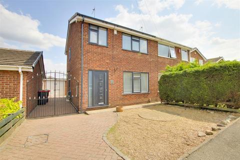 3 bedroom semi-detached house for sale - Kiwi Close, Hucknall, Nottinghamshire, NG15 6RB