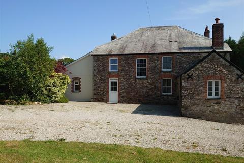 4 bedroom detached house to rent - Tregeare, Launceston