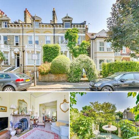 4 bedroom semi-detached house for sale - Geraldine Road, London, SW18