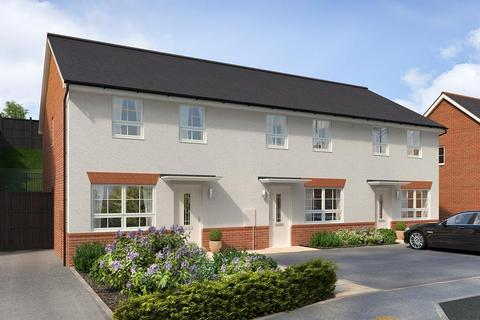 3 bedroom end of terrace house for sale - Plot 124, Maidstone at Victoria Heights, Chudleigh Road, Alphington, EXETER EX2