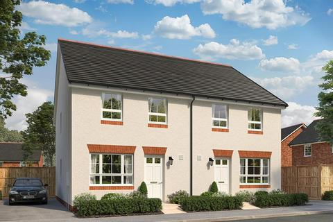 3 bedroom end of terrace house for sale - Plot 16, Brue at Elworthy Place, Sandys Moor, Wiveliscombe, TAUNTON TA4