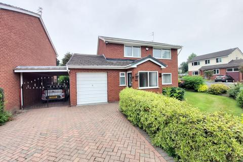4 bedroom detached house for sale - Hardy Grove, Swinton, M27
