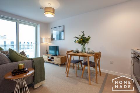 Studio to rent - Chapel Wharf, Salford, M3