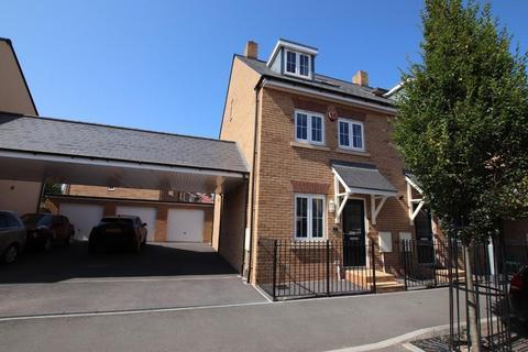 3 bedroom semi-detached house for sale - Stubby Lane, Taunton TA2