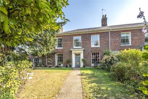 5 bedroom end of terrace house for sale - The Crescent, Norwich, Norfolk