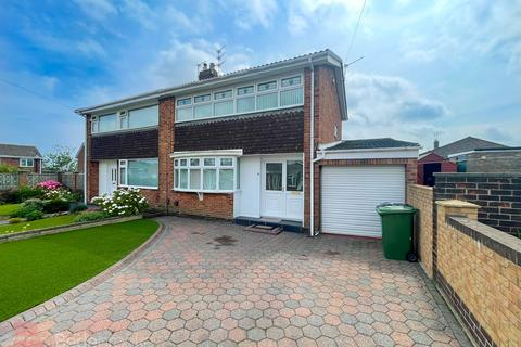 3 bedroom semi-detached house for sale - Bramley Close, Tyne and Wear, SR4