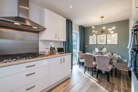 4 bedroom semi-detached house for sale - The Paris V2B at Blythe Fields, Blythe Fields, Stoke-on-Trent ST11
