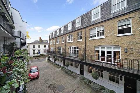 3 bedroom house to rent - Canning Place Mews, Kensington W8