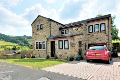4 bedroom detached house for sale - Carr Field Drive, Halifax HX2 6RJ