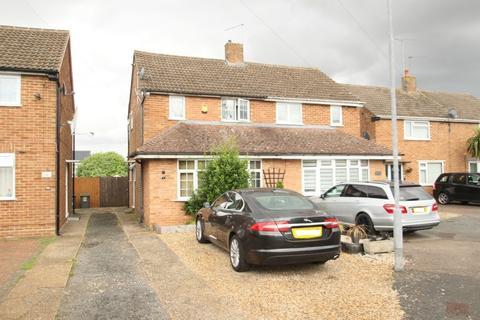 3 bedroom semi-detached house for sale - Field End Close, Putteridge, Luton, LU2