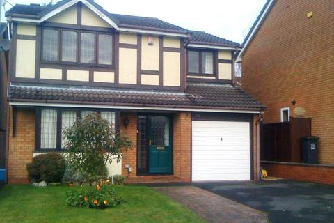 4 bedroom detached house to rent - Hatherton Close, Stoke On Trent