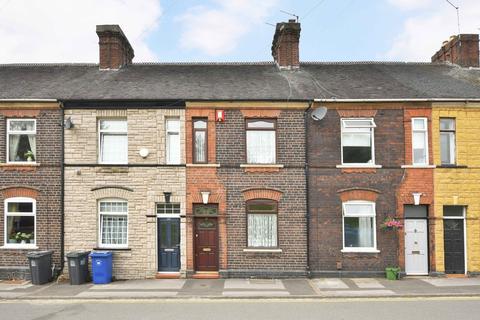 2 bedroom terraced house for sale - 60  Garden Street, ST4 1BW